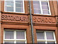 SO9099 : Secondary School by Alan Murray-Rust