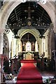 SK8663 : Chancel and Apse, All Saints' church, Swinderby by J.Hannan-Briggs