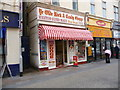 ST3161 : Weston-Super-Mare - Ye Olde Rock &amp; Candy Shoppe by Chris Talbot