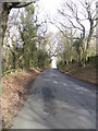 SK3398 : Greaves Lane near High Green. by steven ruffles
