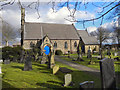 SJ6397 : Lowton St Mary's Parish Church by David Dixon