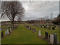 NZ2656 : Birtley Cemetery by Trevor Littlewood