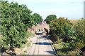 SU5802 : Fareham to Gosport BRT - View from Tichborne Way Bridge (8) by Barry Shimmon