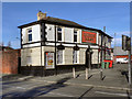 SD6002 : The Queens Arms, Platt Bridge by David Dixon