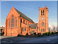 SD6003 : The Parish Church of St Nathaniel, Plat Bridge by David Dixon