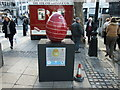 TQ3080 : Egg 83 in The Faberg&eacute; Big Egg Hunt by PAUL FARMER
