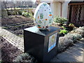 TQ2979 : Egg 31 in The Fabergé Big Egg Hunt by PAUL FARMER