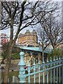 TA0488 : The Grand Hotel and Spa Bridge by Pauline Eccles