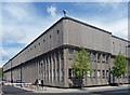 SJ8496 : Architecture and Planning Building, Bridgeford Street, Manchester by Stephen Richards