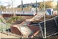 SU5803 : Fareham to Gosport BRT - Cameron Close Subway (18) by Barry Shimmon