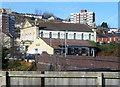 SS6593 : Grade II* listed former Bethesda Chapel, Swansea by Jaggery