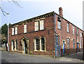 SE2721 : Ossett - Perseverance Mill offices by Dave Bevis