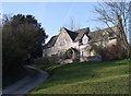 SP0408 : Cottages, Calmsden by Vieve Forward