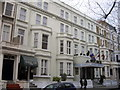 TQ2578 : Mowbray Court Hotel, Penywern Road, Earls Court by PAUL FARMER
