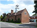 SP2761 : Stables and Clock Tower Barford Hill by Nigel Mykura