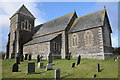 SX0684 : Delabole church by Philip Halling
