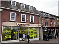 SO9570 : Bromsgrove High Street   Bonmarche & Coffee 2 by Roy Hughes