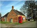 SJ4555 : Coddington Parish Room by Jeff Buck