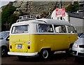 TQ8209 : Volkswagen camper van, Hastings by nick macneill