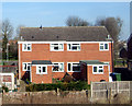 SK8875 : Houses on Sykes Lane, Saxilby by JThomas