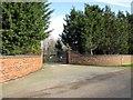 SJ4656 : Gateway to The Alders & Pool Farm by Jeff Buck