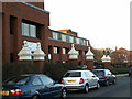 SP0384 : Harborne Police Station by Phil Champion