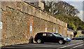 J3652 : Former railway station, Ballynahinch by Albert Bridge