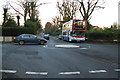 SP0385 : Mini roundabout at the junction of Westfield Road, Woodbourne Road and Augustus Road, Edgbaston by Phil Champion