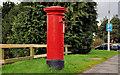 J3652 : Pillar box, Ballynahinch by Albert Bridge
