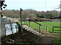 TQ8211 : The Firs, ex-home of defunct St. Leonards FC (2) by nick macneill