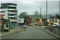 TQ5177 : Roundabout, Erith by Robin Webster