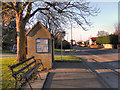 SO7400 : Bus Shelter, Lower Cam High Street by David Dixon