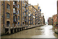 TQ3379 : St.Saviour's Dock by Richard Croft