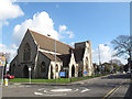 TQ1868 : St John the Evangelist, Kingston by Stephen Craven
