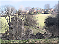 SP9908 : Motte and Bailey, Berkhamsted Castle by Chris Reynolds