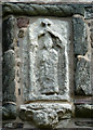 NG0483 : T&ugrave;r Chliamainn (St Clement's), Rodel - Bishop panel by Rob Farrow