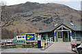 NY3916 : Glenridding steamer pier by Jim Barton