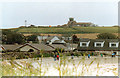 SV9110 : St Mary's Old Town Bay & Airport 1990 by Roy Hughes