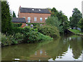 SJ7362 : Moston Mill near Elworth, Cheshire by Roger  Kidd