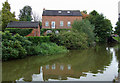 SJ7362 : Moston Mill near Elworth, Cheshire by Roger  Kidd