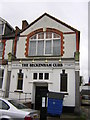 TQ3769 : Fairfield Road, Beckenham: the Beckenham Club by Christopher Hilton