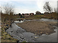 SD8008 : River Irwell, Redvales by David Dixon
