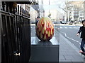 TQ2880 : Egg 85 in The Faberg&eacute; Big Egg Hunt by PAUL FARMER