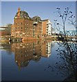 TA1029 : River Hull reflections by Paul Harrop