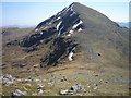 NN4323 : North side of Stob Binnein by Alan O'Dowd