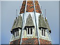 TL8836 : Church Spire by Keith Evans