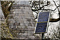 J5252 : Solar panel, Killyleagh by Albert Bridge