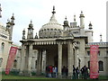 TQ3104 : Entrance to Royal Pavilion by JThomas