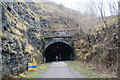 SK1772 : The eastern end of Cressbrook Tunnel by Bill Boaden
