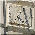 NZ2564 : Sundial on the Keelmen's Hospital by Keith Edkins